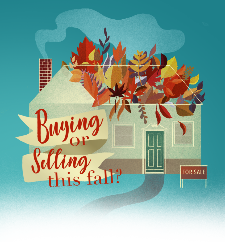 Reasons to buy or sell a home in the fall | Graham and Kelly Levine | Carlsbad Real Estate