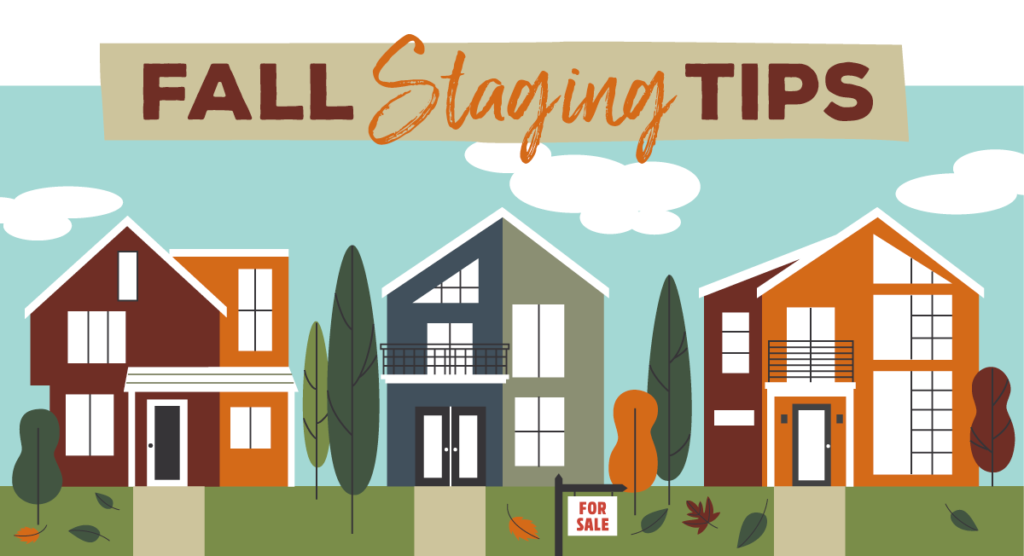 Graham and Kelly Levine | Carlsbad Real Estate| Fall Staging Tips